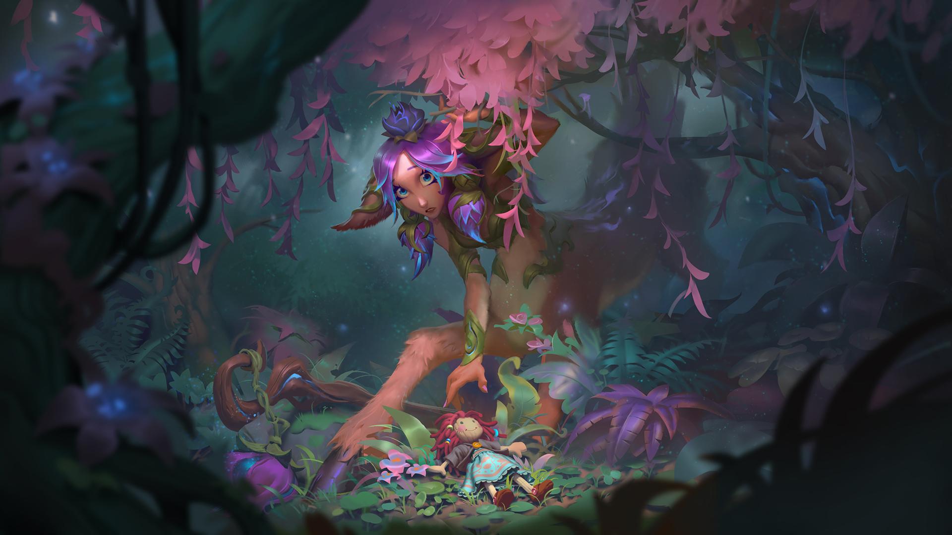 Lillia The Garden of Dreaming