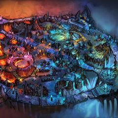 Magma Chamber Concept 5