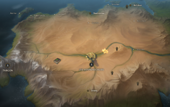Map Shurima