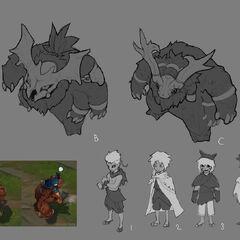 Sasquatch Nunu & Willump Update Concept 1 (by Riot Artist <a href=