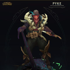 Pyke Model 5 (by Riot Artist <a href=