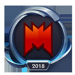 Worlds 2018 Infinity eSports CR Emote
