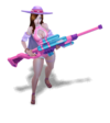 Caitlyn PoolParty (Rose Quartz)