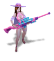 Caitlyn PoolParty (Rose Quartz).png