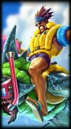 Draven PoolPartyLoading