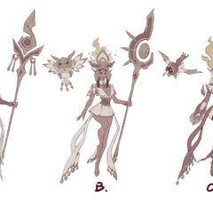 Guardian of the Sands Janna Concept 1 (by Riot Artist <a href=