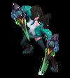 Katarina BattleAcademia (Turquoise)
