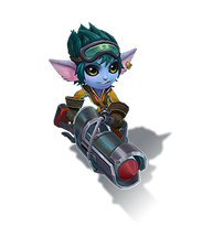 Tristana RocketGirl (Base)