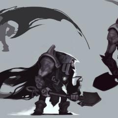 Yorick Update Concept 7 (by Riot Artist <a href=