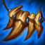 Colar de Presas (Azul) (12 Troféus) item