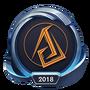Emotka Mistrzostwa 2018 – ASC