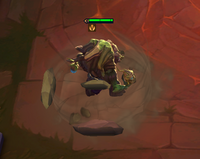 Maokai on Mountain Hex