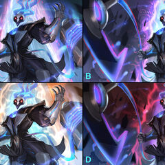 Pulsefire Thresh Splash Concept 2 (by Riot Contracted Artist <a href=