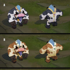 Moo Cow Alistar Concept 2 (by Riot Artist <a rel=