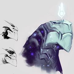 Aurelion Sol Concept 16 (by Riot Artist <a rel=