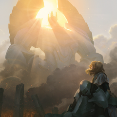Galio Update Promo (by Riot Artist <a href=