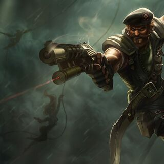 Special Forces Gangplank