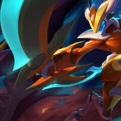 Super Galaxy Kindred Splash Concept 3 (by Riot Artist <a href=