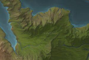 Kumungu map