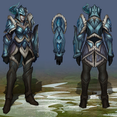 Sejuani Update Concept 2 (by Riot Artist <a href=