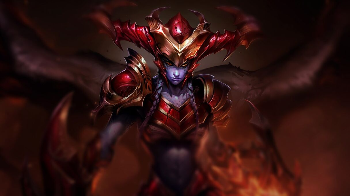 Shyvana OriginalCentered
