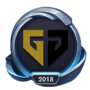 Worlds 2018 Generation Gaming Emote