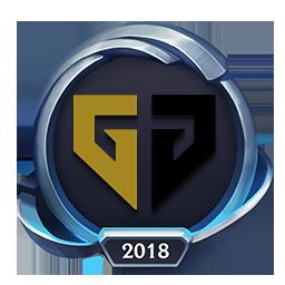 Worlds 2018 Generation Gaming Emote