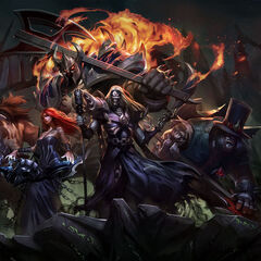 2nd Pentakill Splash Art (Yorick Full Relaunch)