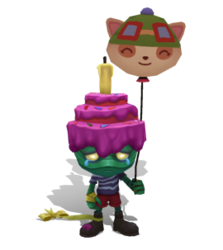 Amumu SurpriseParty (Base)