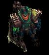 Darius High Noon-Darius (Smaragd) M