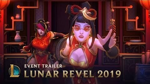 Fortune Favors the Lucky Lunar Revel 2019 Skins Trailer - League of Legends