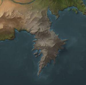 Icathia map