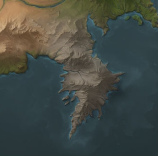 Icathia map