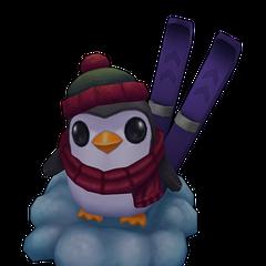 Pingwin Narciarz