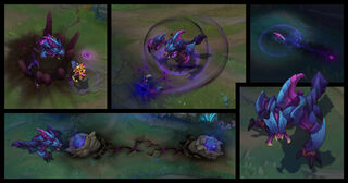 Rek'Sai Screenshots