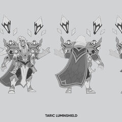 Taric Luminshield Concept 1 (by Riot Contracted Artists <a rel=