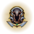 Defender of the League Emote