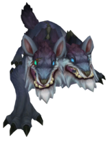 Greater Murk Wolf Render