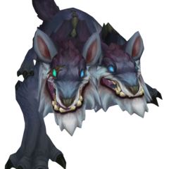 Greater Murk Wolf with Murk Wolves