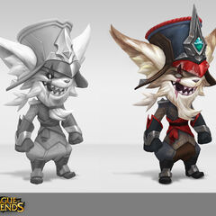 Kled Concept 18 (by Riot Artist <a href=