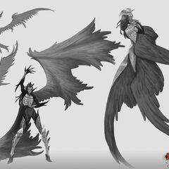 Rakan Concept 4 (by Riot Artist <a href=