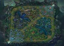 Summoner's Rift Update Map