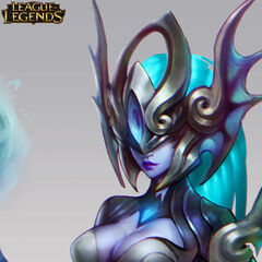 Atlantean Syndra Concept 2 (by Riot Artist <a href=