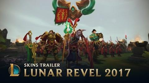 Year of the Emperor Lunar Revel 2017 Skins Trailer - League of Legends