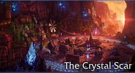 Crystal Scar
