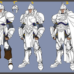Demacia Soldier Concept 6 (by Riot Artist <a rel=