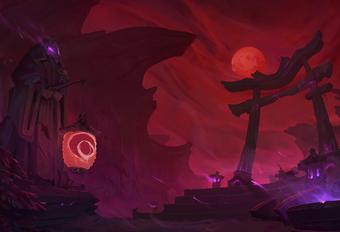 historia krwawego księżyca