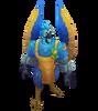 Galio Birdio (Aquamarine)