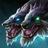 Großer Düsterwolf Monster
