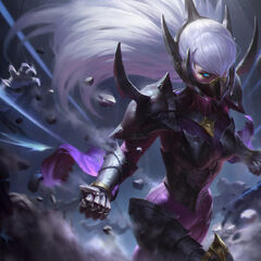 Nightblade Irelia Splash Update Concept 2 (by Riot Artist <a rel=